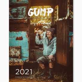 19.1. - Soutěž o kalendář k filmu Gump na rok 2021